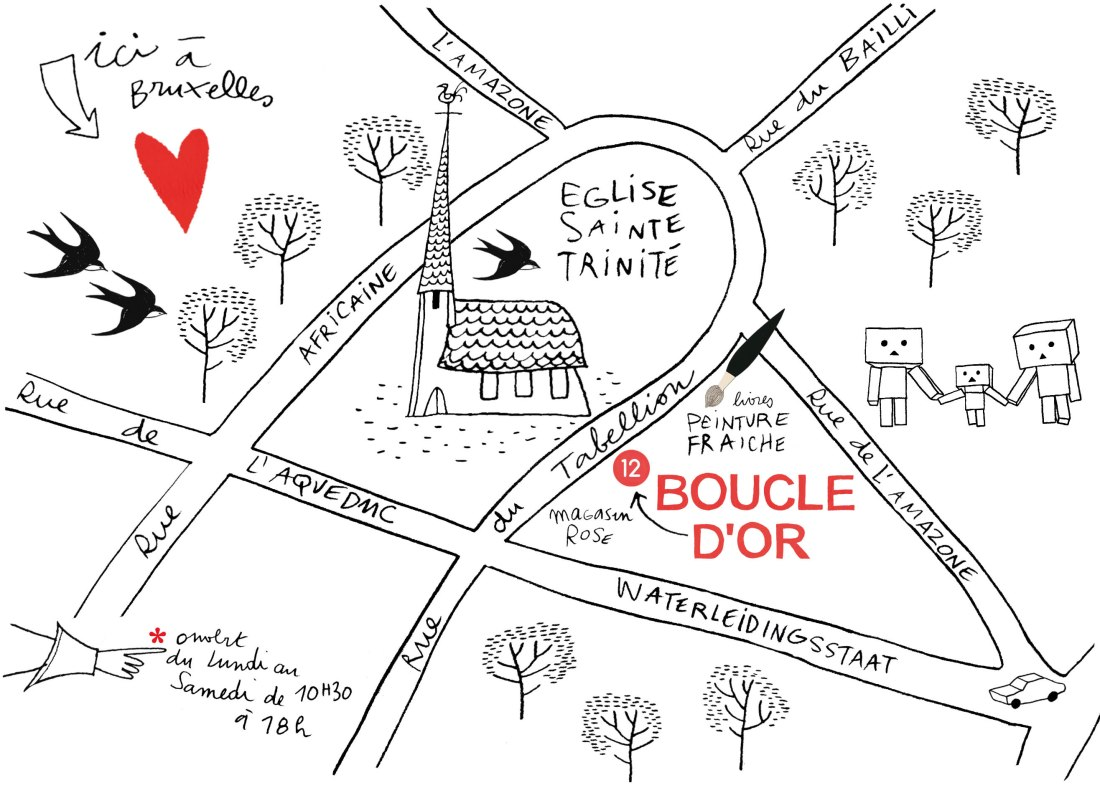 plan boutique boucle d'or RVB
